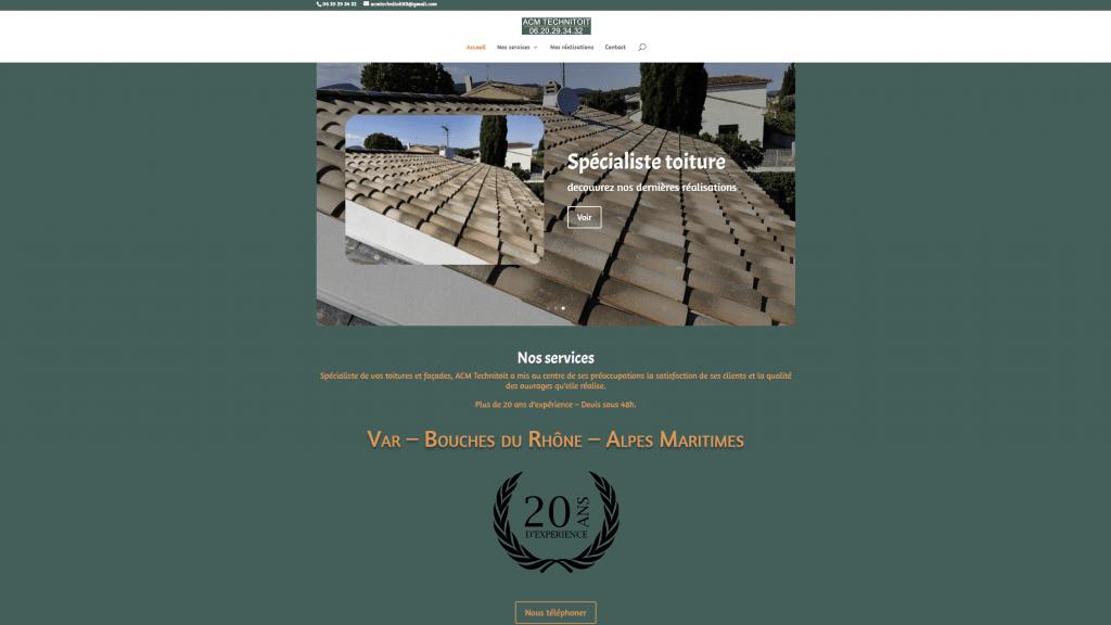 Site Toiture CSP Horizons